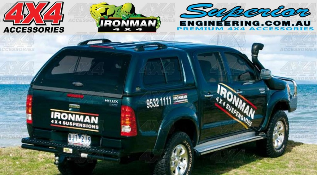 Ironman 4x4 Ute Canopy 4x4 Accessories Online