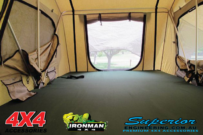Ironman 4×4 Roof Top Tent & Ironman 4x4 Roof Top Tent | 4x4 Accessories Online
