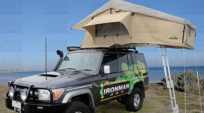 Ironman 4×4 Roof Top Tent
