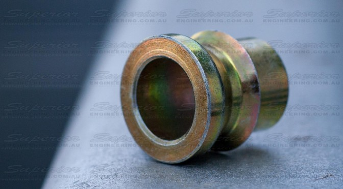Rod End Zinc Misalignment Spacer