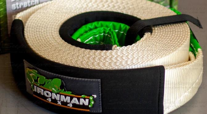 Heavy Duty Ironman 4x4 Recovery Strap