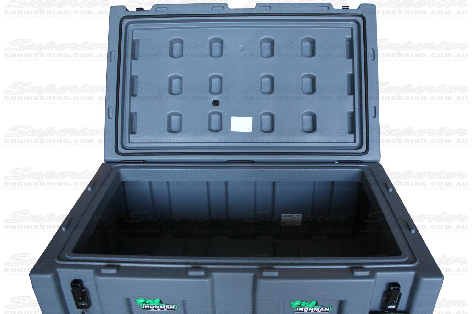 Inside the 135 Litre Ironman 4x4 Space Case