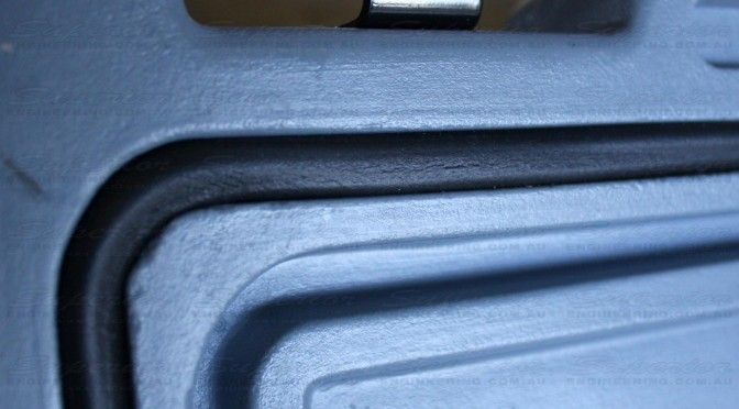Premium quality rubber seals to keep everything safe from the elements