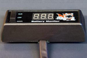 Battery Monitor - Model DBM3D