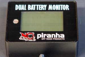 Dual Battery Monitor - Model DBM5D