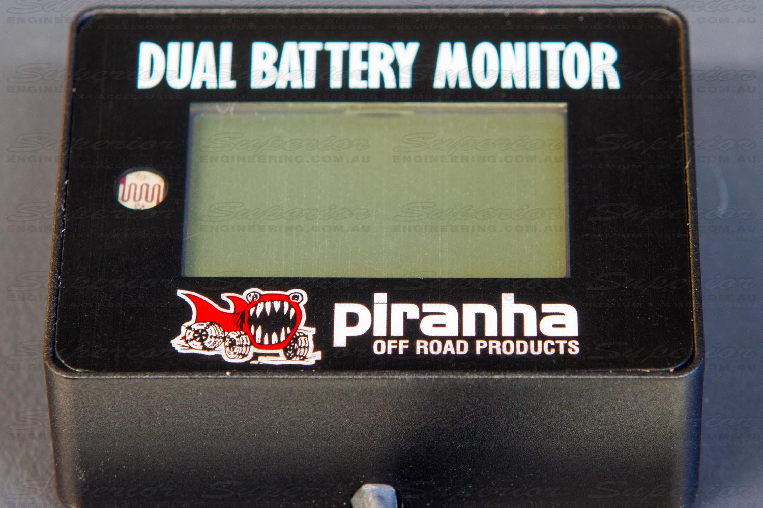 battery monitor DBM5D piranha offroad battery monitors 4x4 accessories online piranha battery monitor wiring diagram at creativeand.co