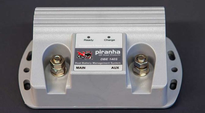 Piranha Offroad Dual Battery Management Systems