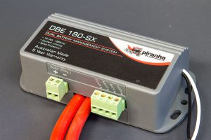 Piranha Offroad Dual Battery Management System - DBE180-SX