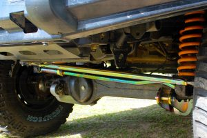 Heavy duty Superior drag link and panhard rod 4wd setup