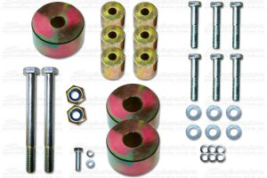 Complete Toyota Landcruiser 200 Series Superior Diff Drop kit with all the hardware