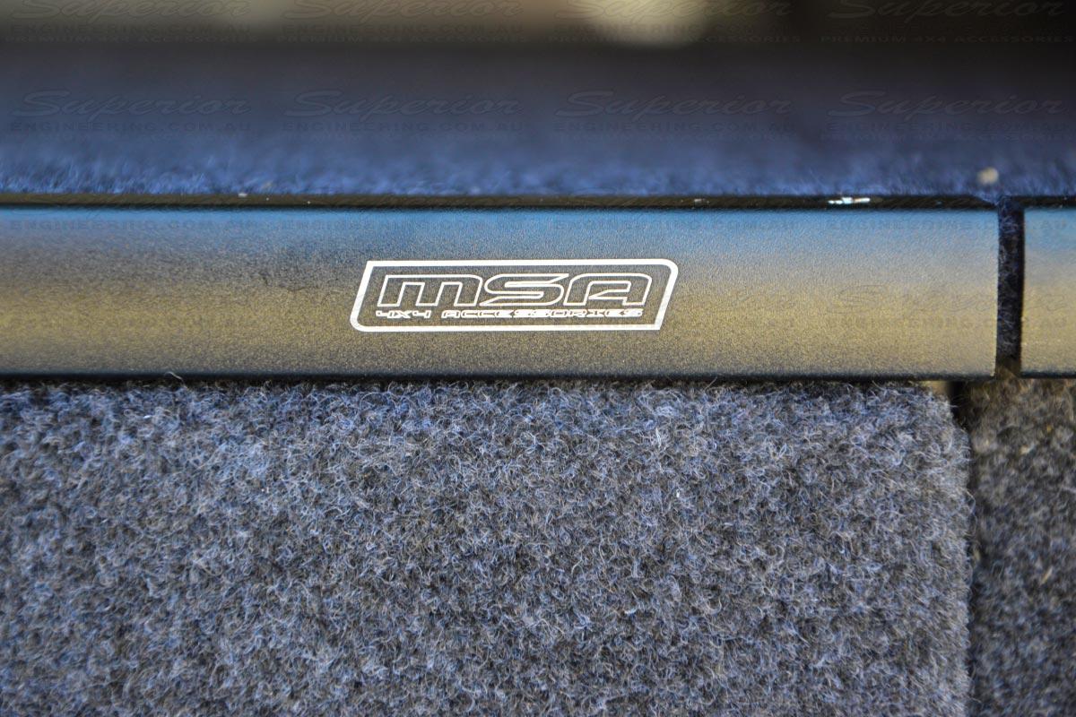 UV stabilised polyester marine carpet for extra long life