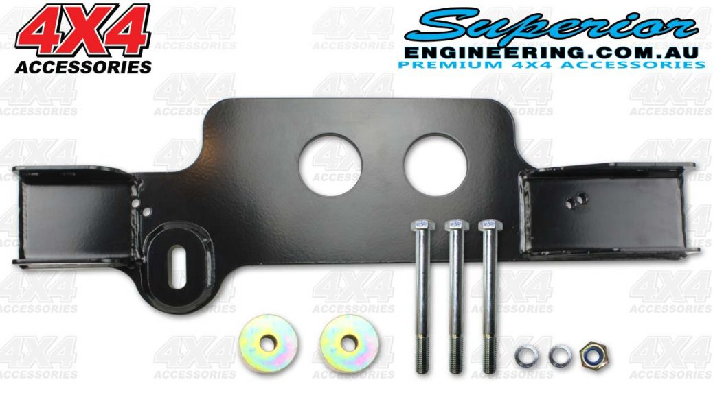 Diff Drop Kit to suit the Holden Colorado & Isuzu D-Max 4WD