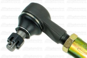 Genuine heavy duty high quality tierod ends come with the adjuster kit