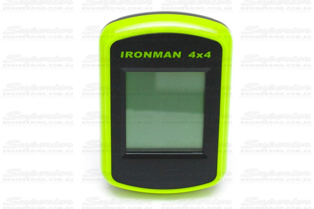 Ironman 4x4 Wireless Fridge Thermometer - Front View