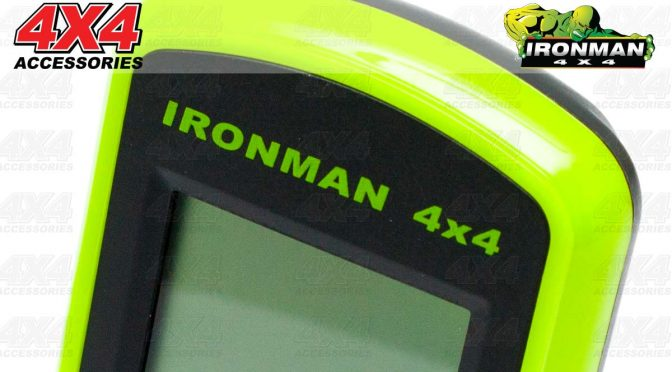 Ironman 4×4 Wireless Fridge Thermometer