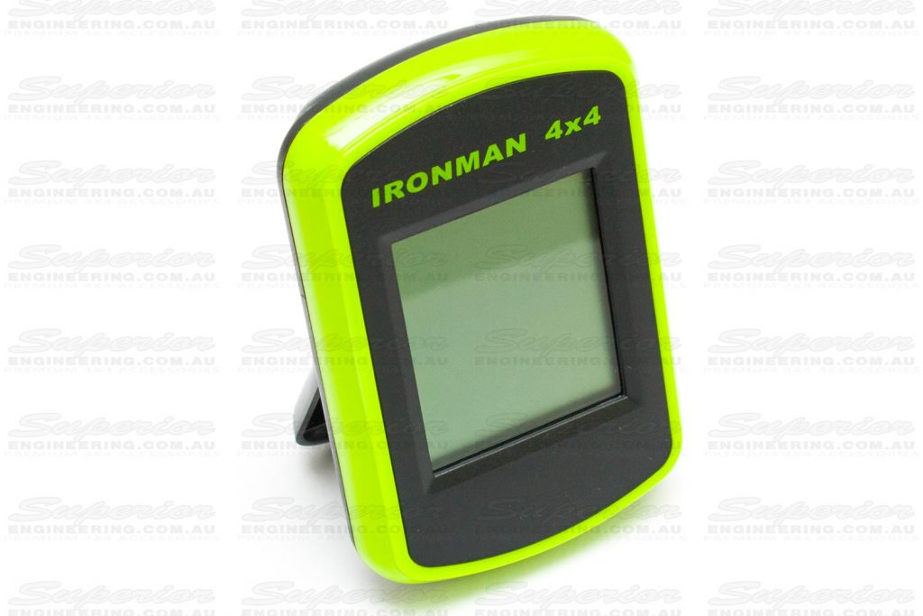 Ironman 4x4 Wireless Fridge Thermometer - Left Side View