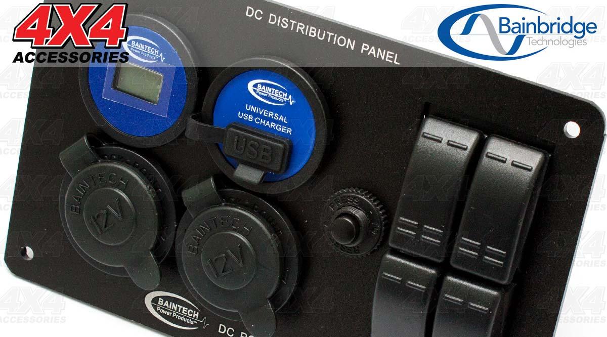 Baintech DC Distribution Panel